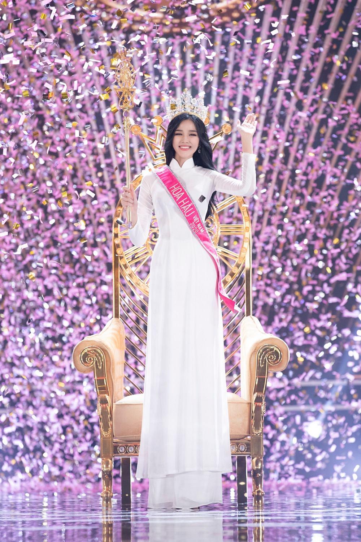 Tân Hoa hậu Việt Nam: Chân dài 1m11, con nhà nông, phải tích cóp từng đồng đi thi - 1