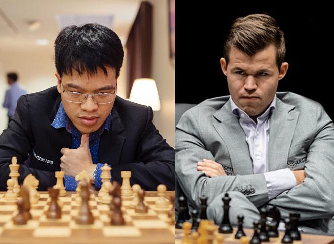 Quang Liêm đấu Vua cờ Carlsen ở giải gồm 16 cao thủ hàng đầu hành tinh - 1