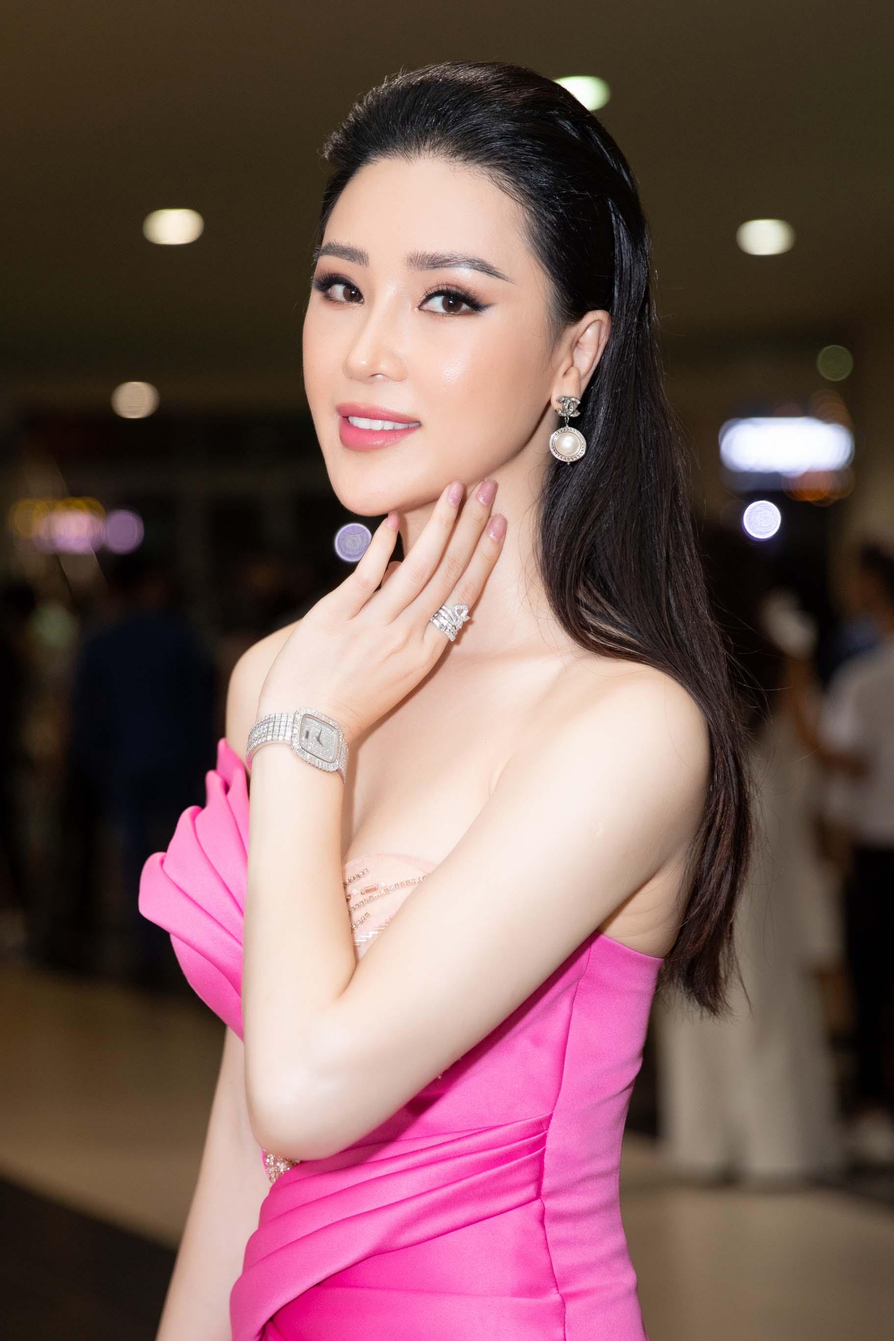 """Thái Như Ngọc: """"Hoa hậu Đỗ Thị Hà không chỉ đẹp mà thông minh"""" - hình ảnh 1"""