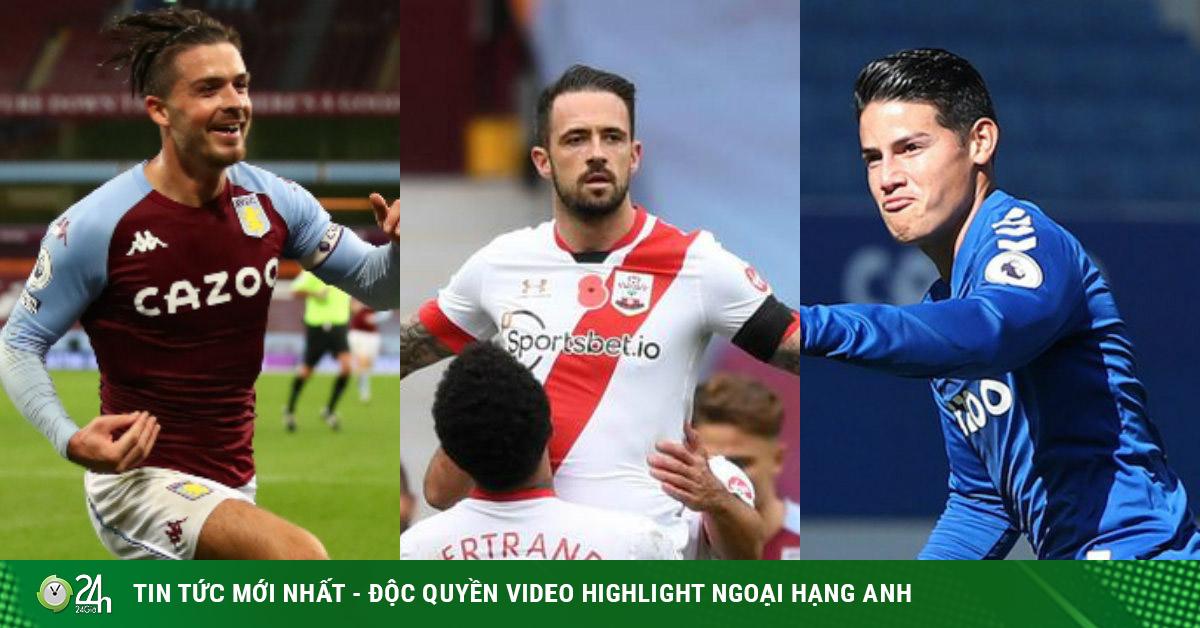 Aston Villa, Everton, Southampton, ngựa ô nào gây sốc bảng xếp hạng Ngoại hạng Anh?