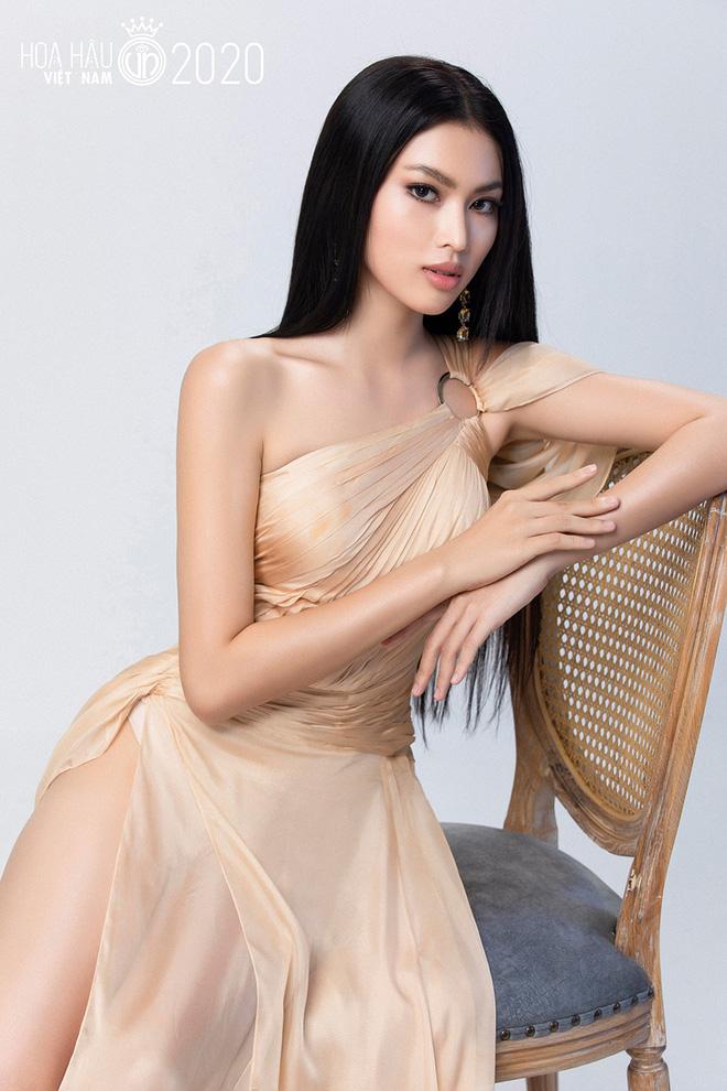 """Á hậu 2 """"Hoa hậu Việt Nam"""" lộ ảnh bị nghi là """"gà"""" của ông bầu Ngọc Trinh: Sự thật bất ngờ - 5"""