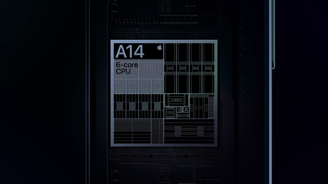 iPhone 12 vừa ra mắt, Apple đã chuẩn bị chip cho iPhone 14 - 1