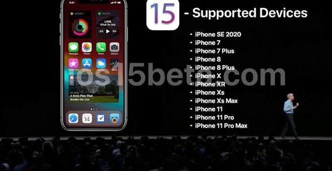 Những chiếc iPhone này sẽ bị iOS 15 bỏ rơi vào năm sau - 2