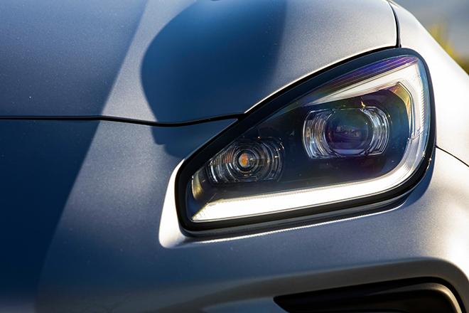 Subaru chính thức trình làng dòng BRZ thế hệ mới - 4