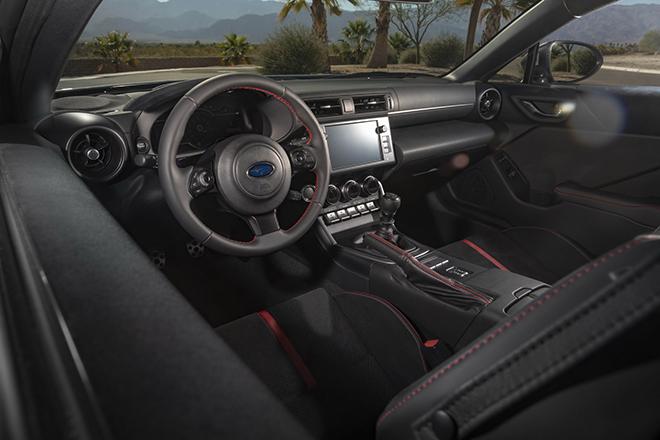 Subaru chính thức trình làng dòng BRZ thế hệ mới - 11