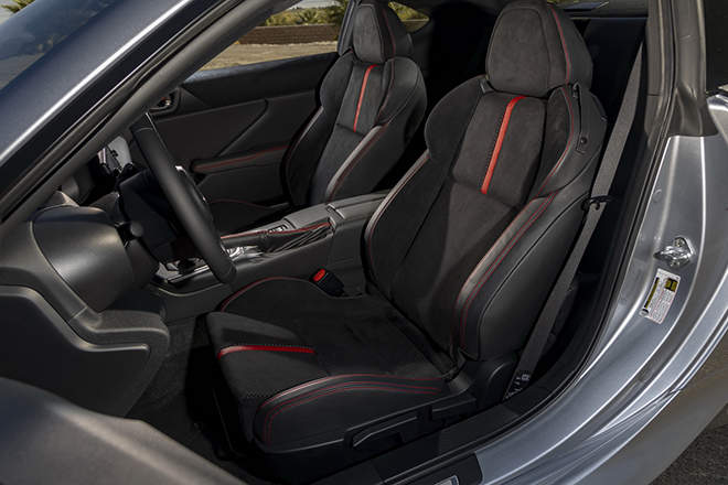 Subaru chính thức trình làng dòng BRZ thế hệ mới - 13