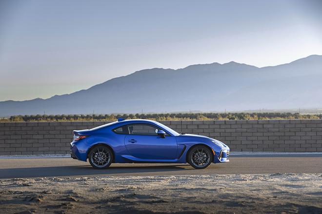 Subaru chính thức trình làng dòng BRZ thế hệ mới - 2