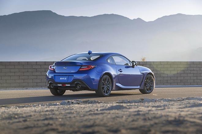 Subaru chính thức trình làng dòng BRZ thế hệ mới - 3