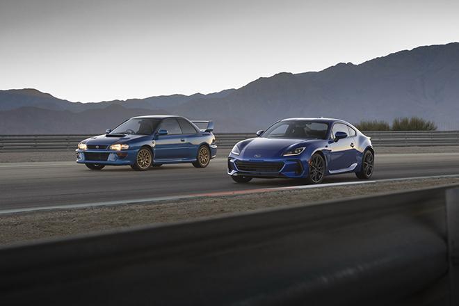 Subaru chính thức trình làng dòng BRZ thế hệ mới - 15