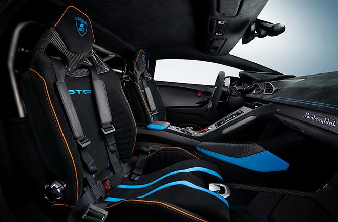Lamborghini Huracan STO siêu phẩm mới chính thức được ra mắt - 14
