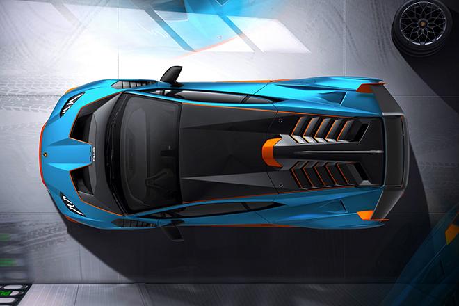 Lamborghini Huracan STO siêu phẩm mới chính thức được ra mắt - 3