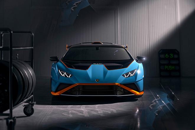 Lamborghini Huracan STO siêu phẩm mới chính thức được ra mắt - 6
