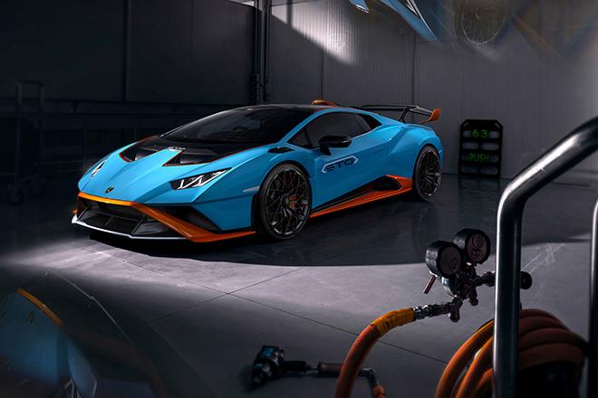 Lamborghini Huracan STO siêu phẩm mới chính thức được ra mắt - 7
