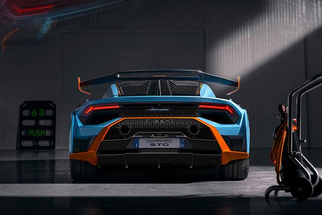 Lamborghini Huracan STO siêu phẩm mới chính thức được ra mắt - 9