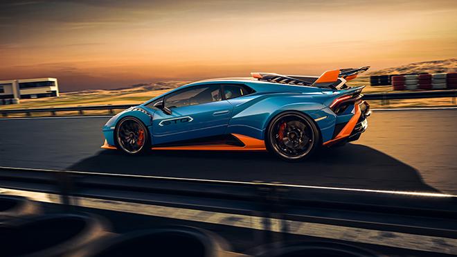 Lamborghini Huracan STO siêu phẩm mới chính thức được ra mắt - 11