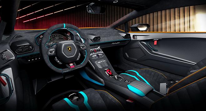 Lamborghini Huracan STO siêu phẩm mới chính thức được ra mắt - 13