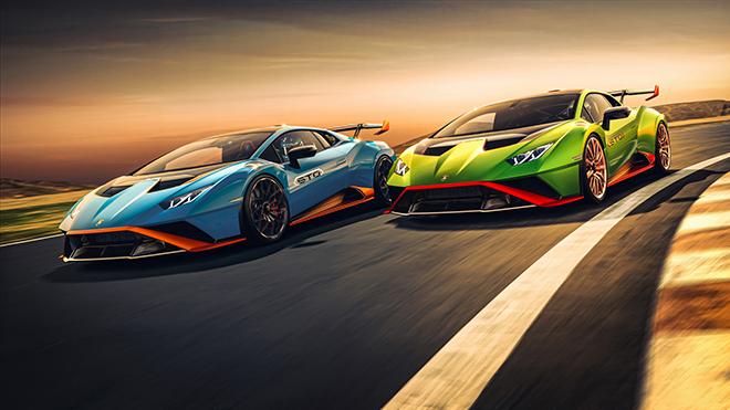 Lamborghini Huracan STO siêu phẩm mới chính thức được ra mắt - 12