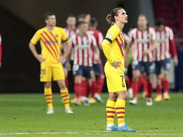 Tin HOT bóng đá tối 22/11: Barca chơi tệ nhất trong 25 năm - 1