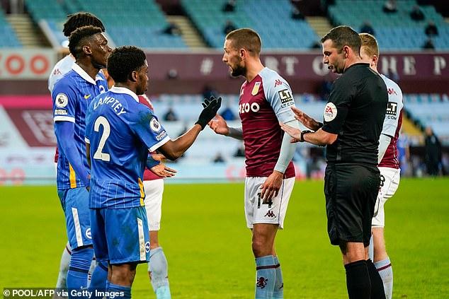 Video highlight trận Aston Villa - Brighton: Liên tiếp dẫn trước, phút cuối đảo chiều - 2