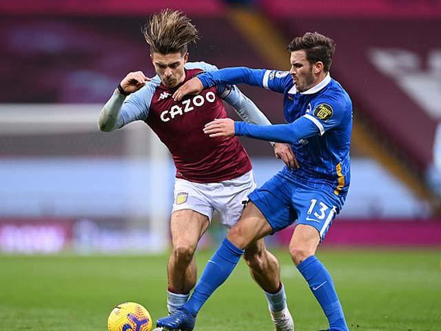 Video highlight trận Aston Villa - Brighton: Liên tiếp dẫn trước, phút cuối đảo chiều - 1