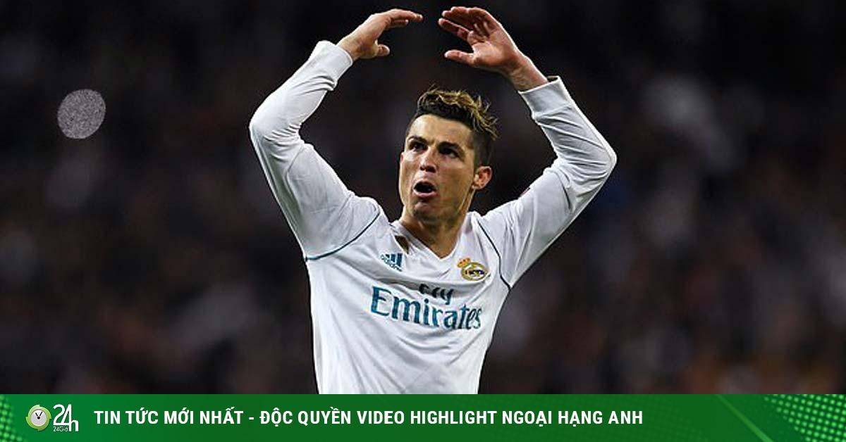 Chấn động: Ronaldo dứt tình với Juventus, tìm đường trở lại Real Madrid