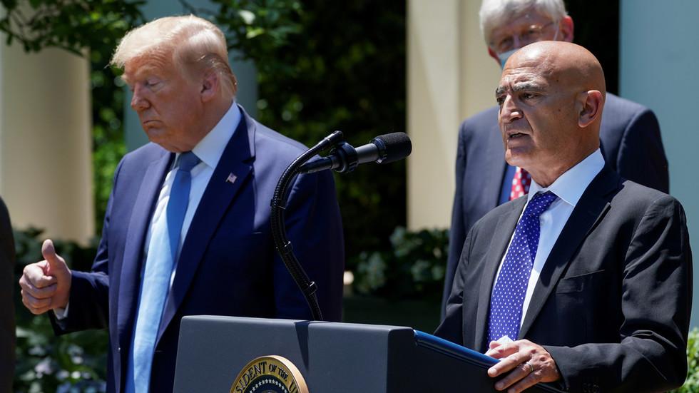 Dấu ấn cuối cùng của ông Trump trước khi rời Nhà Trắng - 1