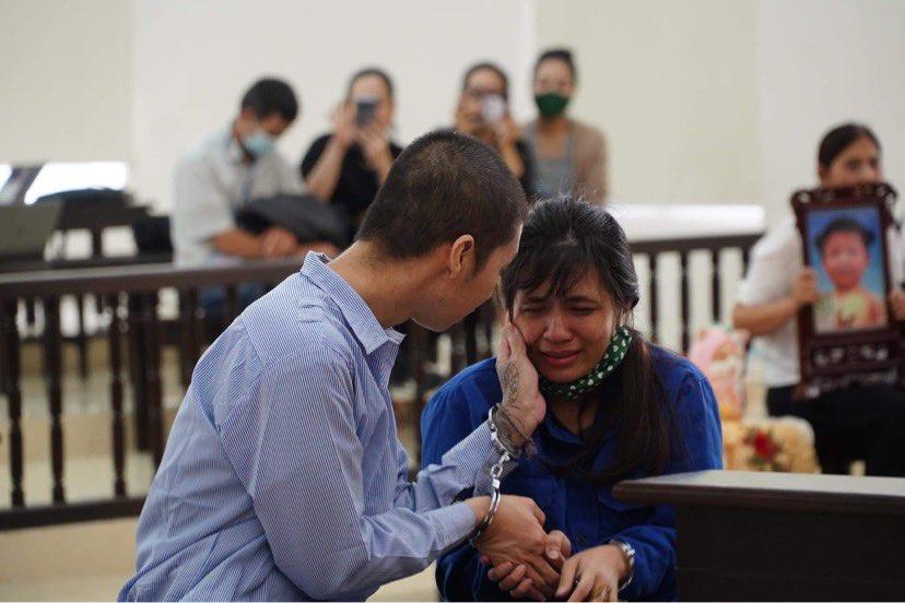 Vụ bé 3 tuổi bị bạo hành tử vong: Bà Dự nói lý do chưa xin giảm án cho con gái - 2