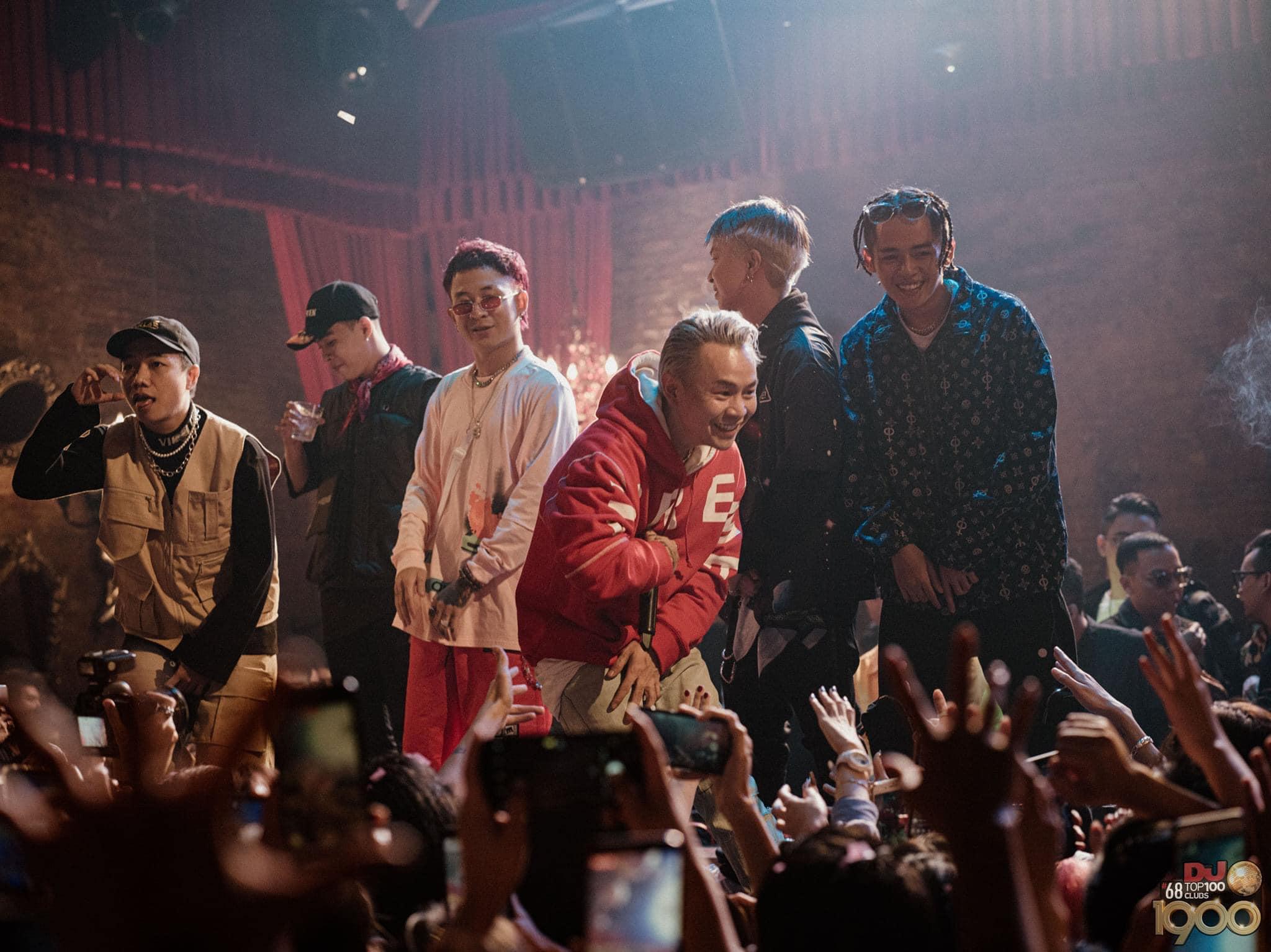 Rapper Binz kết hợp với ban nhạc Anh Em, hát miễn phí cho hàng triệu người - 2