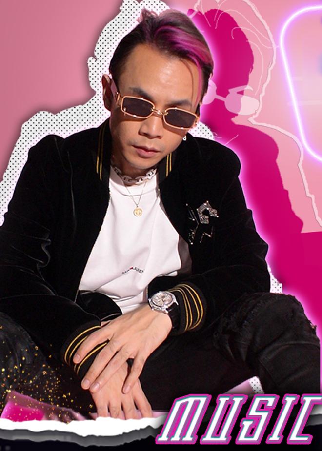 Rapper Binz kết hợp với ban nhạc Anh Em, hát miễn phí cho hàng triệu người - 1