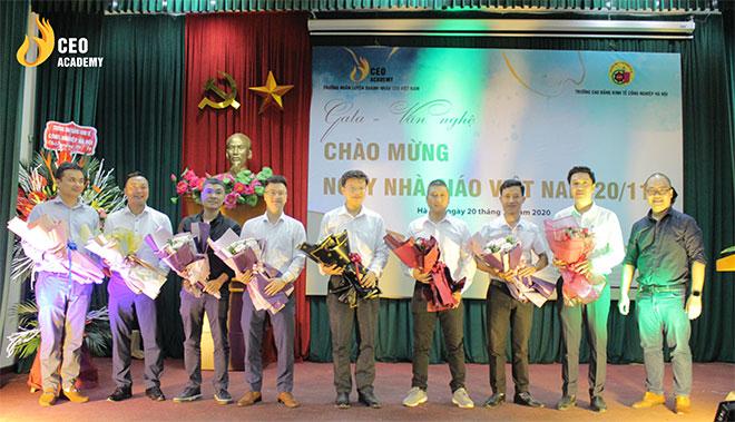 Sự thật về người thầy doanh nhân của Trường doanh nhân CEO Việt Nam - 2