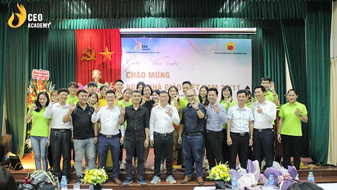 Sự thật về người thầy doanh nhân của Trường doanh nhân CEO Việt Nam - 3