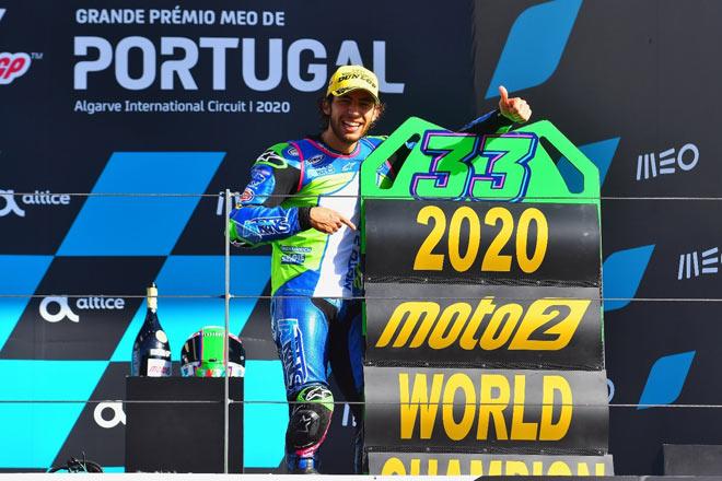 Đua xe MotoGP, Portuguese GP: 3 nhà vô địch mới lộ diện, Oliveira hạ màn mùa giải - 2