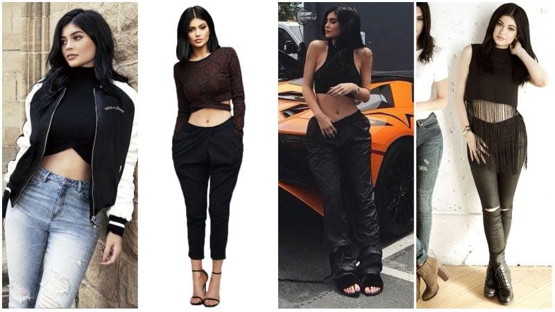 Bí quyết để có phong cách chất lừ như Kylie Jenner - 2