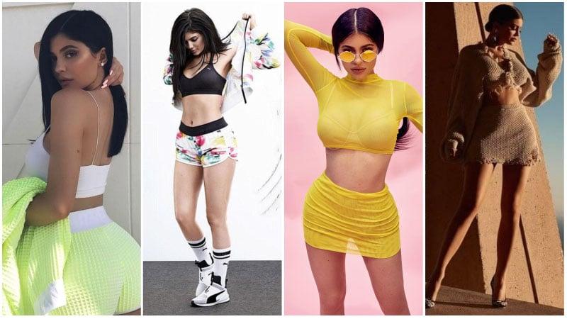 Bí quyết để có phong cách chất lừ như Kylie Jenner - 6