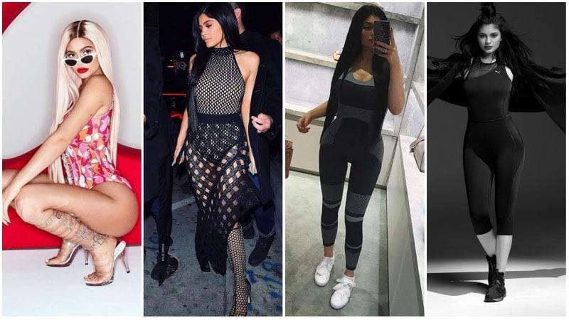 Bí quyết để có phong cách chất lừ như Kylie Jenner - 8