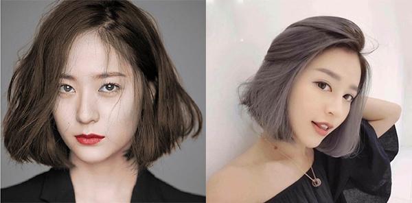 10 Kiểu tóc ngắn cho mặt dài đẹp trẻ trung hot nhất hiện nay - 2
