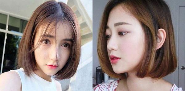 10 Kiểu tóc ngắn cho mặt dài đẹp trẻ trung hot nhất hiện nay - 8