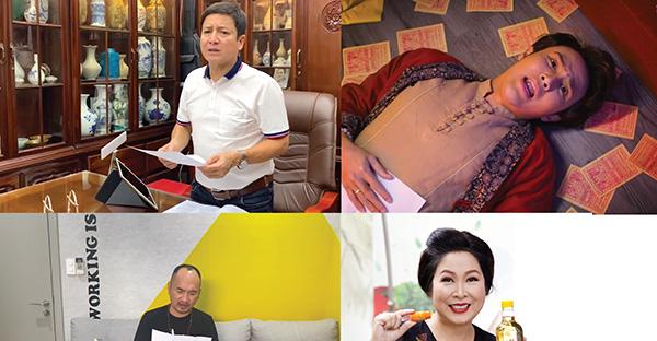 Xem cách nghệ sĩ hài Huỳnh Lập, Hồng Vân, Chí Trung và Tiến Luật đối phó kẻ thù chung
