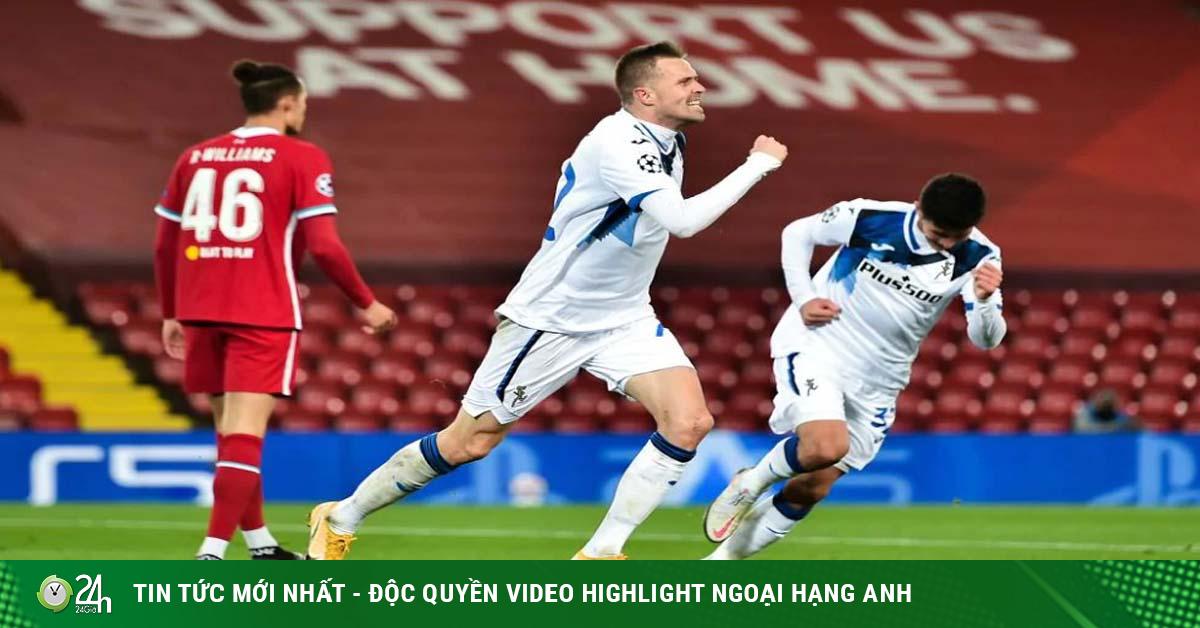 Rực lửa đại chiến Cúp C1: Chấn động Liverpool thất bại, Inter oan nghiệt đấu Real