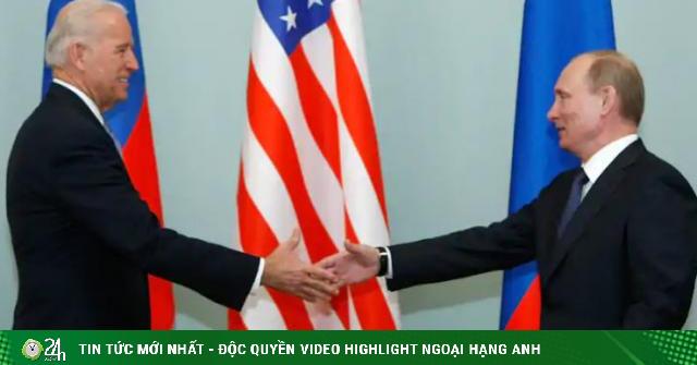 Đối với ông Putin, Tổng thống Mỹ đắc cử Biden vẫn chỉ là ứng viên