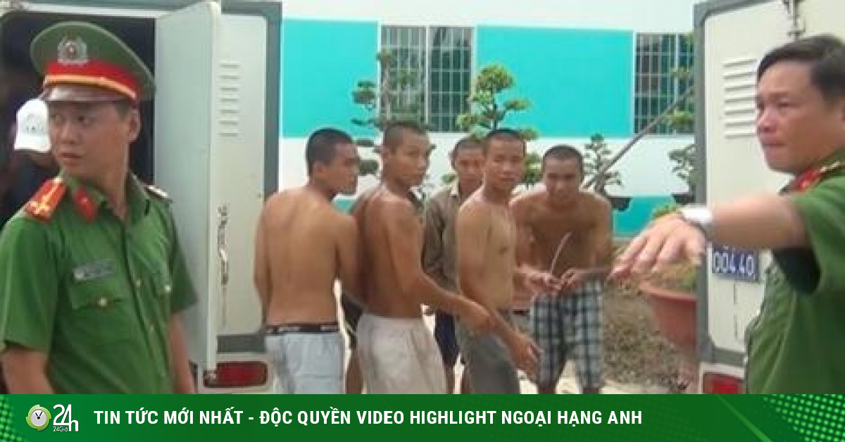 Nhóm học viên cưa đứt song sắt trốn khỏi cơ sở cai nghiện