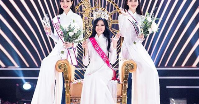 Tân Hoa hậu Việt Nam 2020 rạng rỡ giây phút đăng quang