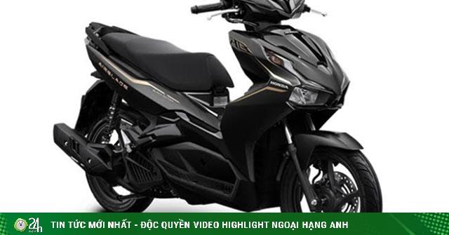 Ra mắt Honda Air Blade 125 và 150cc, giá thấp nhất 41 triệu đồng