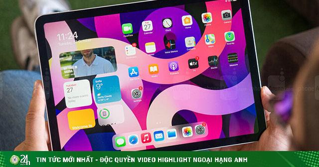 Apple sẽ chuyển nhà máy sản xuất iPad tới Việt Nam vào đầu năm sau