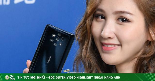 Siêu phẩm Nokia 9.3 Pureview 5G sẽ ra mắt vào năm sau