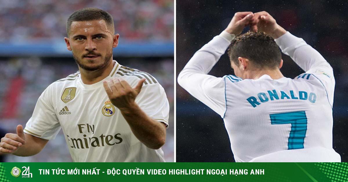 Real Madrid khốn khổ: Ronaldo tạo ra lời nguyền số 7 ở Bernabeu