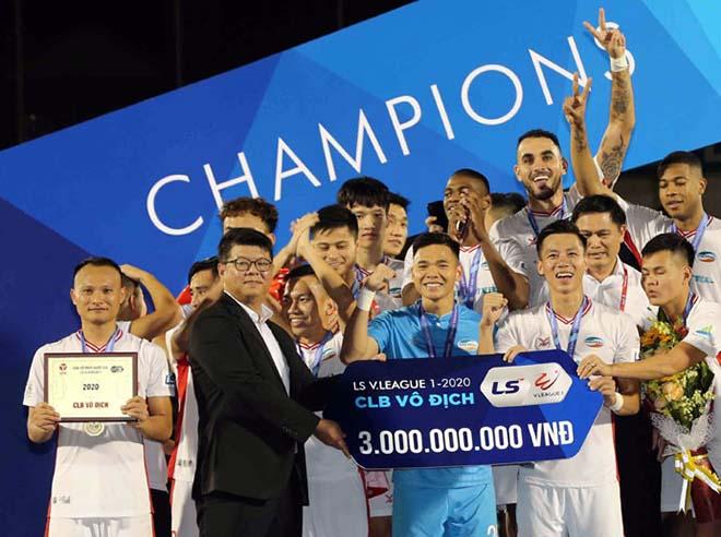 Vì sao HLV Park Hang Seo bỏ qua thủ môn xuất sắc nhất V-League? - 1