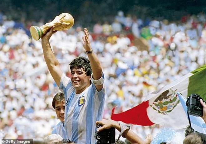 Sự thật về việc Maradona chết trong nghèo khó - 1