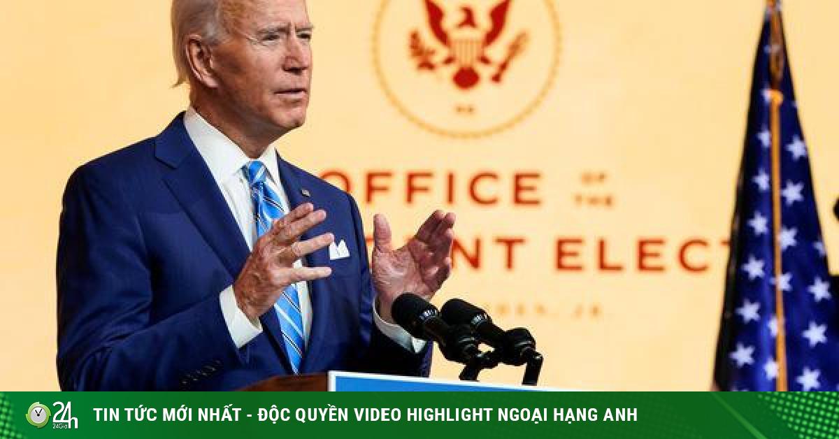 Trung Quốc có để ông Joe Biden bao vây?