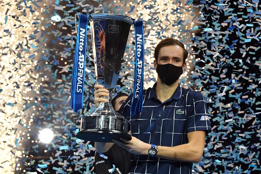 Dominic Thiem hay Medvedev sẽ bước lên đỉnh cao tennis thế giới ? - 2
